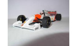 модель 1/43 F1 Formula/Формула-1 McLaren Peugeot MP4/9 1994 #8 Martin Brundle Minichamps /PMA металл 1:43, масштабная модель, scale43