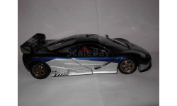 модель 1/18 McLaren F1 LM-Prototype 2х-цветный Guiloy металл 1:18