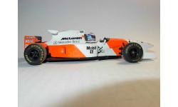 модель 1/43 F1 Formula/Формула-1 McLaren Mercedes 4/10 1995 #8 Mika Hakkinen Minichamps /PMA металл 1:43 Mercedes-Benz Мерседес, масштабная модель