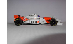 модель 1/43 F1 Formula/Формула-1 McLaren Mercedes 4/11 1996 #8 David Coulthard Minichamps /PMA металл 1:43 Mercedes-Benz Мерседес, масштабная модель, scale43
