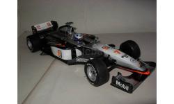 модель F1 Формула-1 1/18 McLaren MP4/13 1998 #7 D. Coulthard Minichamps/PMA металл, масштабная модель, 1:18
