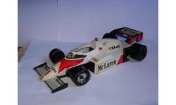 модель F1 Формула-1 1/24 McLaren MP4-2 Prost Burago металл 1:24