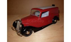 1/18 заводная модель-игрушка  Mercedes Benz 170V фургон Schuco Classic жесть Mercedes-Benz Мерседес около 1:18, масштабная модель