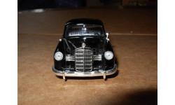 модель 1/43 Mercedes-Benz 180D 1957 DelPrado металл, масштабная модель, 1:43, Del Prado (серия Городские автомобили)