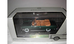 модель 1/43 MB Mercedes Benz 280SE 3.5 E35 Cabriolet W111 1969 - 1971 USA version Faller пластик 1:43 Mercedes-Benz Мерседес
