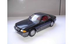 модель 1/18 MB Mercedes Benz 500SL Hard Top R129 Revell металл 1:18 Mercedes-Benz Мерседес