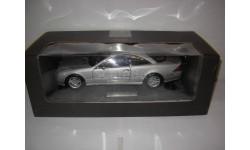 модель 1/18 MB Mercedes Benz CL500 C215 Coupe Autoart Dealer металл 1:18 Mercedes-Benz Мерседес
