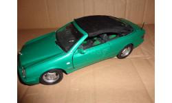 модель 1/18 MB Mercedes-Benz CLK A208 Cabrio Anson металл 1:18