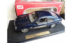 модель 1/18 Mercedes Benz CLK- AMG C208 Sun Star металл