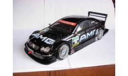 модель 1/18 Mercedes Benz CLK AMG (C209) DTM 2003 #10 Alesi Maisto металл, масштабная модель, Mercedes-Benz, scale18