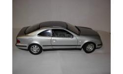 модель 1/18 MB Mercedes Benz CLK- Sport Coupe C208 Anson металл 1:18 Mercedes-Benz Мерседес