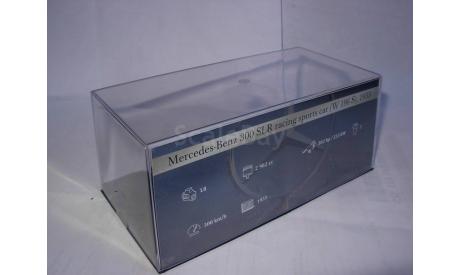 1:43 акриловый бокс от Mercedes Benz MB 300SLR W196S 1955  1/43 Display box Show Case Mercedes-Benz Мерседес, боксы, коробки, стеллажи для моделей