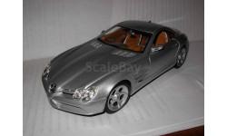 модель 1:18 MB Mercedes Benz Vision SLR Concept-car Coupe Maisto 1/18 Mercedes-Benz Мерседес, масштабная модель