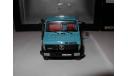 модель 1/43 MB Mercedes Benz Unimog 1300L 1976 Minichamps металл 1:43 Mercedes-Benz Мерседес, масштабная модель, scale43