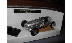 модель 1/43 гоночный MB Mercedes Benz W125 1937 New Ray металл 1:43 Mercedes-Benz Мерседес