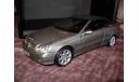 модель 1/18 MB Mercedes Benz CLK A209 кабриолет Kyosho Dealer металл 1:18 Mercedes-Benz Мерседес, масштабная модель