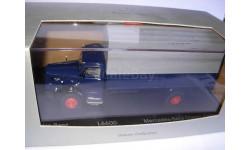 модель грузовик 1/43 Schuco MB Mercedes Benz L6600 1951 металл 1:43 Mercedes-Benz Мерседес, масштабная модель, scale43