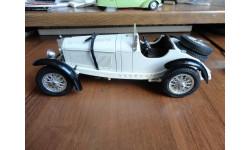 модель 1:18 Mercedes Benz SSKL Burago Italy