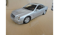 модель 1/18 Mercedes Benz CL500 Coupe C215 Autoart металл