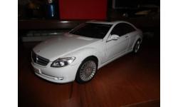 модель 1/18 Mercedes Benz CL500 C216 Autoart металл, масштабная модель, 1:18, Mercedes-Benz