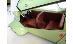 модель 1/18 Messerschmitt KR 200 Revell металл