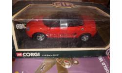 модель 1/18 MG F Roadster hard top Corgi металл 1:18, масштабная модель, scale18