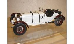 модель 1/24 1931 MB Mercedes-Benz SSKL Minichamps металл Mercedes-Benz Мерседес 1:24, масштабная модель, scale24