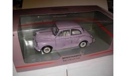 модель 1/18 Morris Minor Million Minichamps  металл 1:18