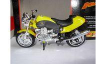1/18 модель мотоцикл Moto Guzzi V10 Centauro Maisto металл 1:18, масштабная модель мотоцикла, scale18