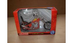 1/18 модель мотоцикл Schuco Junior Line металл 1:18, масштабная модель мотоцикла, scale18