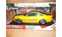 модель 1/18 Ford Mustang Street Racer Cesam Parotech Concept Norev металл 1:18, масштабная модель, scale18