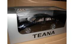 модель 1/18 Nissan new Teana 2008 Paudi металл, масштабная модель, 1:18, Paudi Models