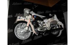 1/10 модель мотоцикл NSU MAX белый Schuco металл 1:10