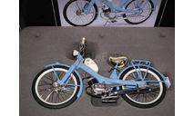 1/10 модель мопед скутер NSU Quickly Schuco металл, масштабная модель мотоцикла, scale10