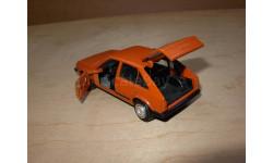 модель 1/43 Opel Kadett хетчбэк hatchback Gama -Mini Western Germany металл