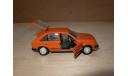 модель 1/43 Opel Kadett хетчбэк hatchback Gama -Mini Western Germany металл, масштабная модель, scale43