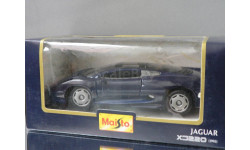модель 1/24 JAGUAR XJ220 Maisto металл 1:24