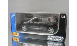модель 1/24 VW Volkswagen TOUAREG Maisto металл