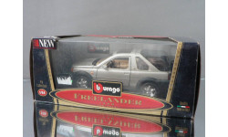 модель 1/24 Landrover Freelander 1998 Burago Made in ITALY металл