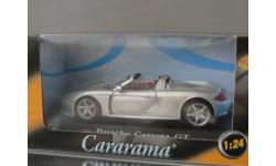 модель 1/24 Porsche CARRERA GT металл 1:24