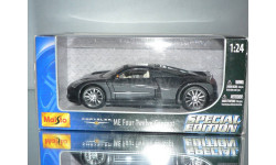 модель 1/24 Chrysler ME Four Twelve Concept Maisto металл