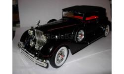 модель 1/18 Packard 1934 Anson  металл