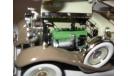модель 1/18 MB Packard Brewster 1930 Signature Models металл 1:18, масштабная модель, scale18
