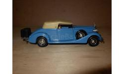 модель 1/43 Packard Super Eight 1937 Solido France металл 1:43, масштабная модель