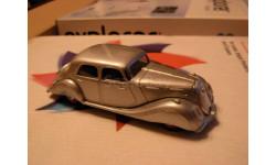 модель Panhard Dynamic 1937 Eligor 1/43 металл, масштабная модель, 1:43