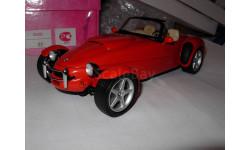 модель 1/18 Panoz Roadster Autoart металл 1:18