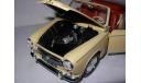 модель 1/18 Peugeot 403 Cabriolet Grand de Luxe 8CV Solido металл 1:18, масштабная модель