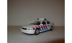 модель 1/43 Peugeot 406 Politie Полиция Hongwell металл 1:43, масштабная модель, Bauer/Cararama/Hongwell