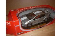 модель 1/18 Peugeot 407 Silhouette Coupe Mondo Motors металл 1:18, масштабная модель