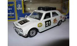 модель Peugeot 504 Rally 1/43 Norev металл 1:43
